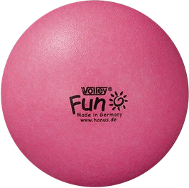 "Softball ""Fun"" neon-pink"