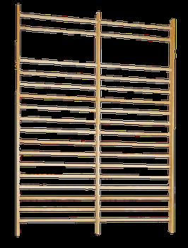 Sprossenwand 2,60 x 2,0 m