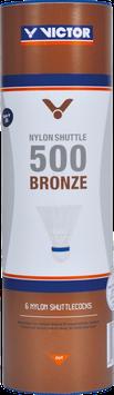 "Badmintonbälle ""500 Bronze"""