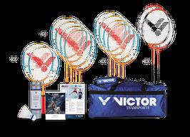 Victor® Badminton-Set CONCEPT
