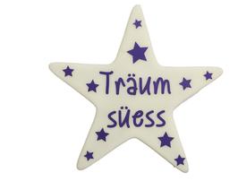 "LED-Stern ""Träum suess"""