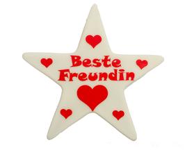 """LED-Stern """"Beste/r ... Freund/in, Gotti, Omi, Opi usw."""