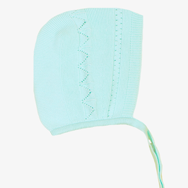 WEDOBLE Babybonnet mit Muster Nr.M0021