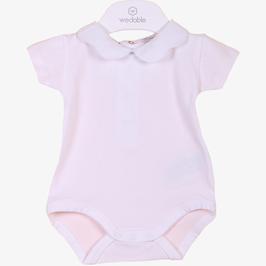 WEDOBLE Babybody mit gewellten Kragen Nr. BMS/006