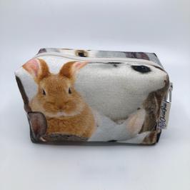 Necessaire Bunny 16x10x6