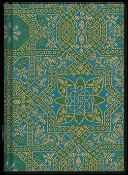 Schreibkult Mauresk grün