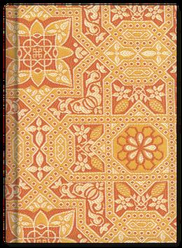 Schreibkult Mauresk orange