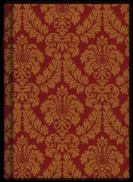 Schreibkult Rudolph rot/gelb