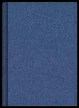 Schreibkult Lodentuch himmelblau