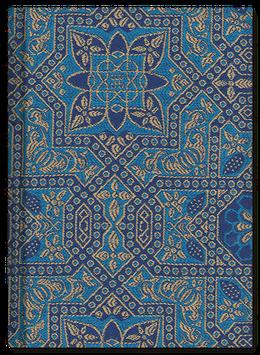 Schreibkult Mauresk blau