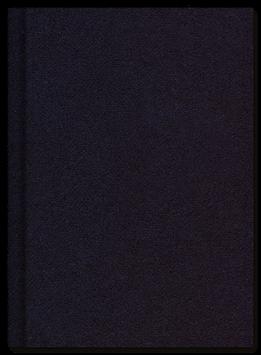 Schreibkult Lodentuch marineblau