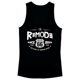 """The Route 66 Tank Top"" Girl"