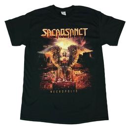 """Sacrosanct T-Shirt """"Necropolis"""""""