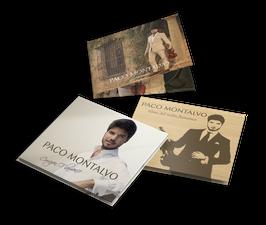 Discografía completa de Paco Montalvo + DVD de regalo (Pack promocional - Unidades limitadas)