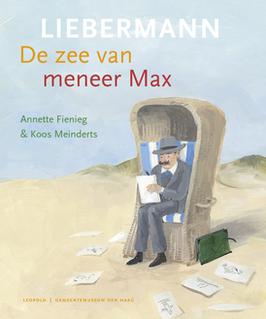 Boek Liebermann De zee van meneer Max