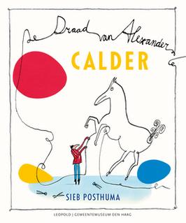 Boek De Draad van Alexander | Calder