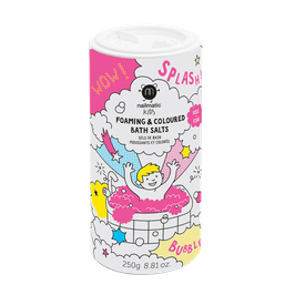 NAILMATIC sels de bain moussants et colorés