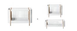 Oliver Furniture mini+ kit famille blanc/chêne 041457