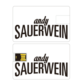 "Audio-USB-Stick ""Andy Sauerwein - live 2018"""