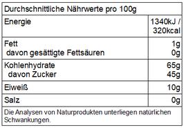 Pfv - getrocknete Maulbeeren