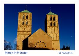 Mitten in Münster - St. Paulus Dom