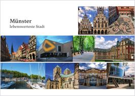 Mitten in Münster - Stadt