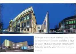 LWL-Museum zur Blauen Stunde