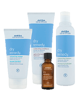 AVEDA dry remedy TM
