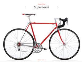 CINELLI SUPERCORSA 2021 ACCIAIO