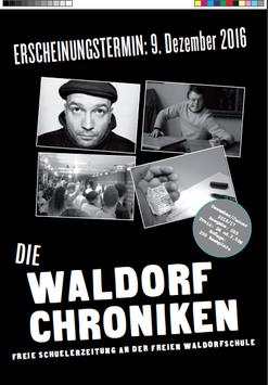 """""""Die Waldorfchroniken"""" - Ausgabe 3"""
