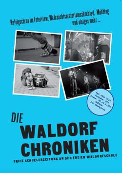"""""""Die Waldorfchroniken"""" - Ausgabe 2"""