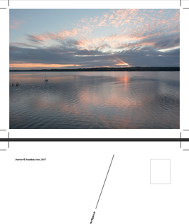 "Postkarte ""Ammersee"""