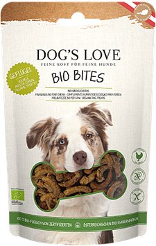 BIO BITES (DOG'S LOVE)