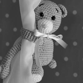 Vorhangtier Bär