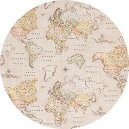 Landkarte natur