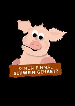 Wir füttern Ihr Schwein - FAIR für  alle