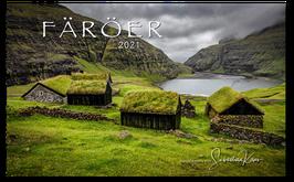 Kalender 2021 Färöer-Inseln