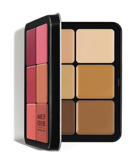 MAKE UP FOR EVER Ultra HD Face Essentials Palette 12 Farben
