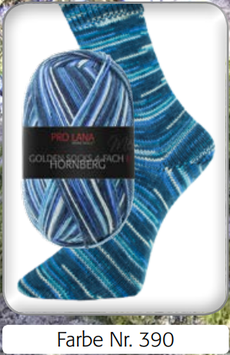 Pro Lana Golden Socks Hornberg 6-fädig