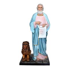 Saint Mark the Evangelist statue cm. 160