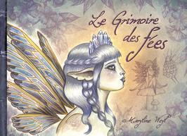 """""""le grimoire des fées"""" livre fantastique"""
