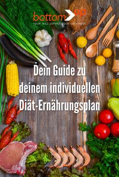 Dein Guide zu deinem individuellen Diät-Ernährungsplan
