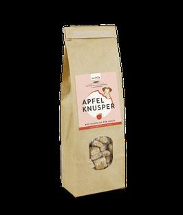 Vegane Hundeleckerli Apfel Knusper - 200 g
