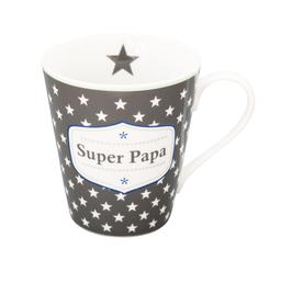 Tasse mit Henkel, Super Papa
