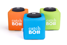 CatchBOX, Wurfmikrofon