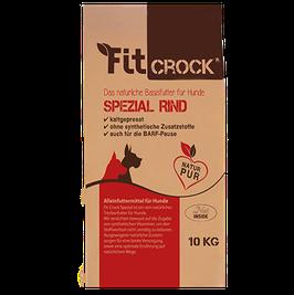 Fit-Crock Spezial Rind - Purinarmes Hundefutter
