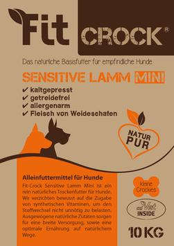Fit-Crock Sensitive Lamm Mini