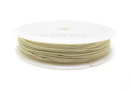 Bobine de fil élastique de 20 mètres - 0.6 mm