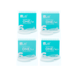 In Lei® ONE Silicon Pads flach Gr. S1/M1/L1/XL1