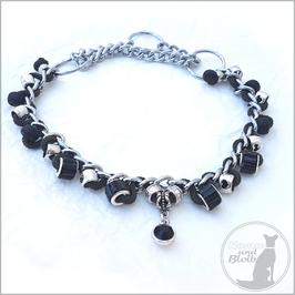 Halsband Kette G35 Dark Olive
